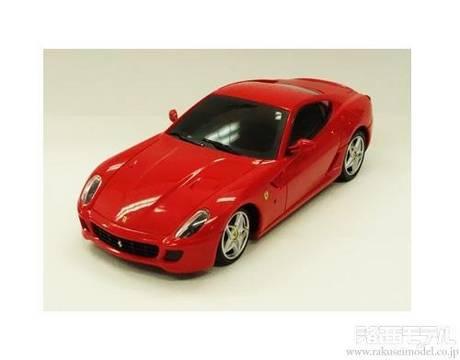 童友社 xqrc24 078aa フェラーリ 599 gtb フィオラノ 1 24スケール rc